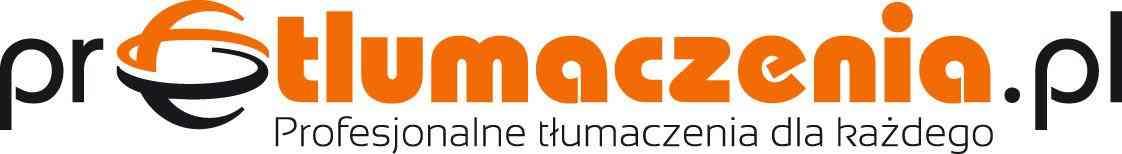 Logo naszego biura tłumaczeń online
