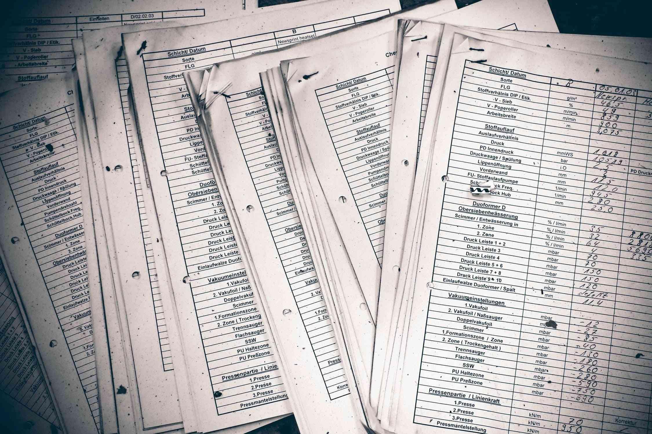 Tłumaczenia dużych objętościowo dokumentów