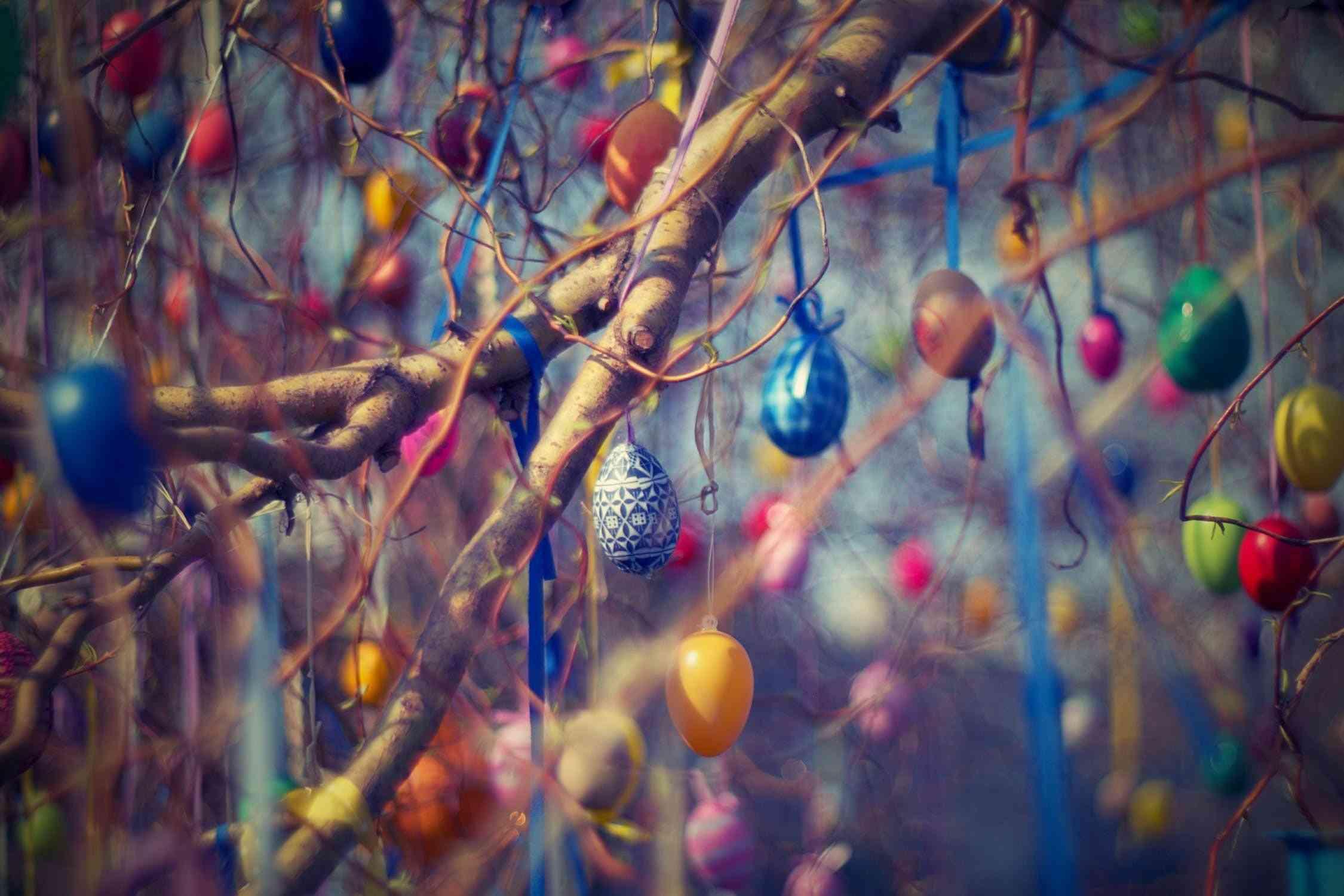 Tryb online na Wielkanoc